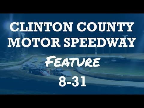 CCMS 8-31 | Feature Race | On-Board