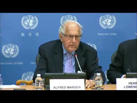 Bashar Ja'afari Syria and US Peace Council Representatives on Syria   Press Conference