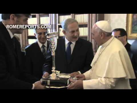 Vatican confirms Pope will travel to Israel, during meeting with prime minister