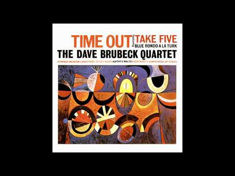 Take Five  The Dave Brubeck Quartet  1959  HD