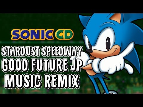 Sonic CD Remix -
