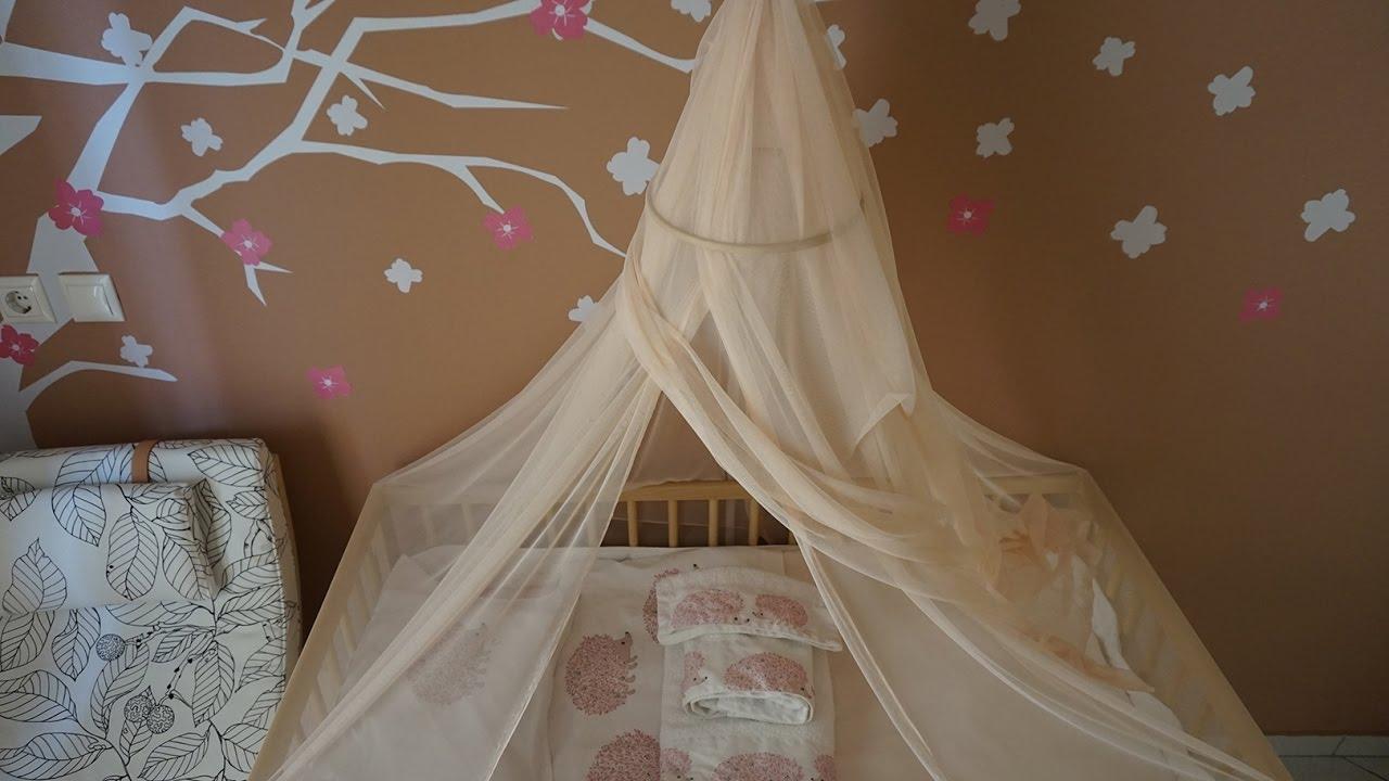7b3b26e2e26 Παιδική κουνουπιέρα- Baby mosquito net - YouTube