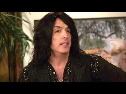 Paul Stanley talking about Eric Carr's death