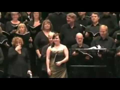 Haydn Creation - Newcastle University Choir with Eloise Rowland soprano