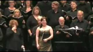 Haydn Creation - Newcastle University Choir with Eloise Rowland soprano
