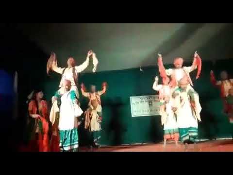bangra dance of hosteller of west end high school