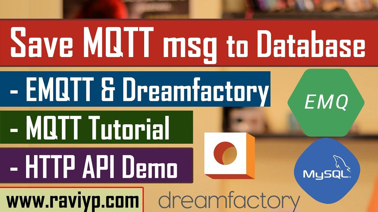 Learn, How to save MQTT messages into a MySQL Database