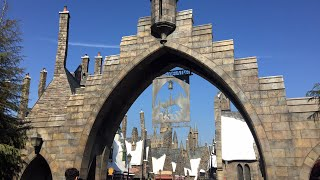 Live from Harry Potter World in Japan