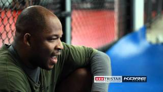 David Loiseau Speaks from Tristar Gym Montreal - CROWTIME - KORE Vision