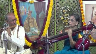 Flute-Digital veena duet-Poorvikalyani alapana