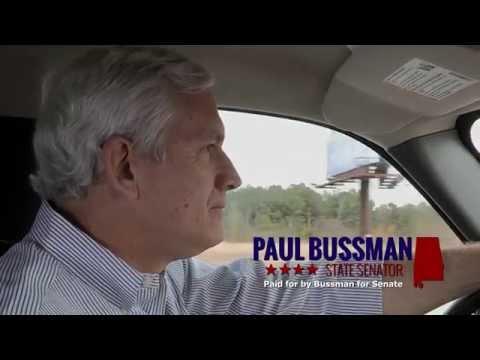 Senator Paul Bussman - Reflections