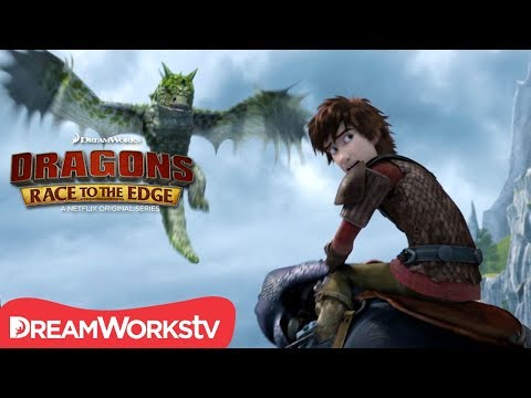 The Sentinels | DRAGONS: RACE TO THE EDGE