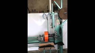 Maszyna do choinek sztucznych gałązka zszywana - gałęziarka