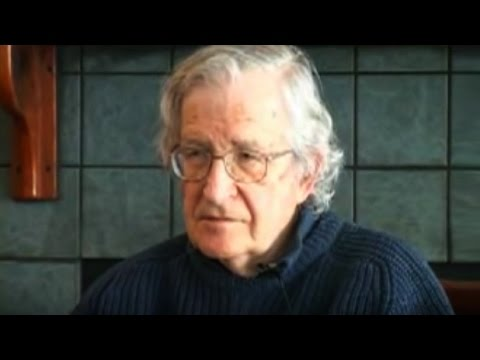 Noam Chomsky - Self-determination