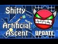 Geometry Dash Shitty Artificial Ascent UPDATE mp3
