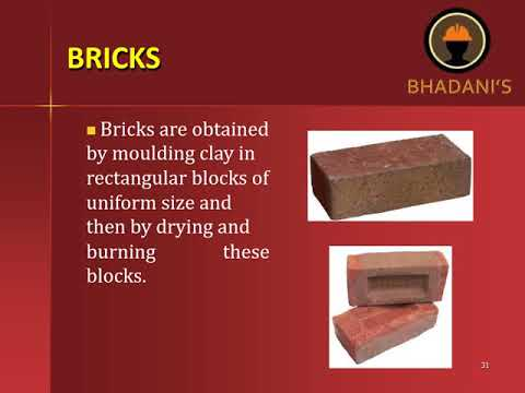BHADANIS CONSTRUCTION MATERIAL PROPERTIES TESTS VIDEOS