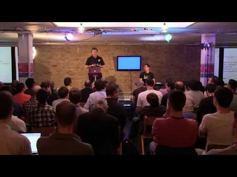React 2014 : Lee Campbell & Matt Barrett - Event Driven User Interfaces