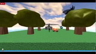 ROBLOX: MW2 Ghost and Roach's death scene