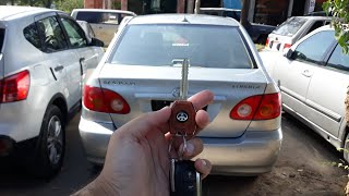Toyota Corolla SE SALOON | 2004 Complete Review
