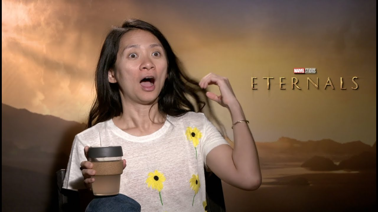 'Eternals' Director Chlo Zhao Explains How She Got Superman in ...