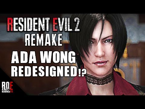 RESIDENT EVIL 2: REMAKE || Ada Wong Will Look Significantly Different