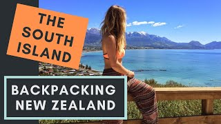Backpacking New Zealand (South Island) GOPRO HERO 3+ | Where