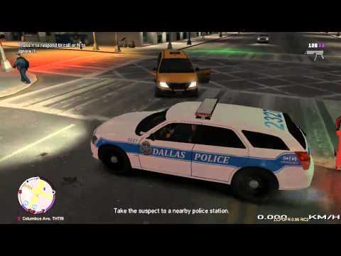 LCPD:FR Week- Episode 1- Monday, Dallas PD