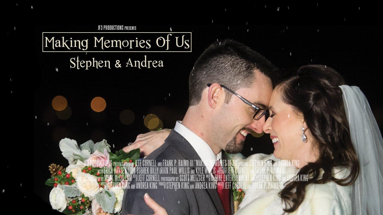"Stephen + Andrea | ""Making Memories Of Us"" (HD)"