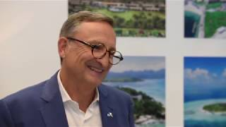 Anthony Ross, chief executive, JA Resorts & Hotels