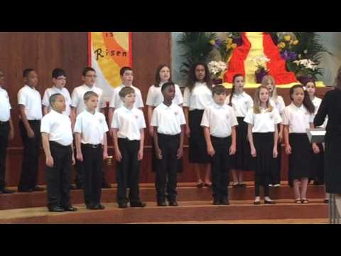 Richmond Christian School - ACSI Choir Competition - 4-8-16