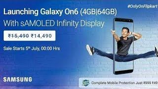 Samsung Galaxy On6 official video trailer, commercial, introduction, teaser, unboxing, review, look