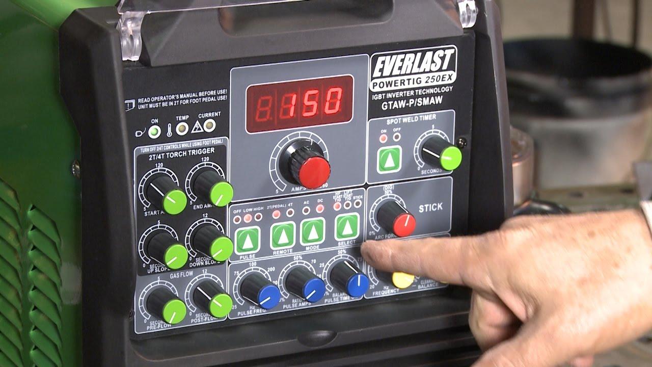 🔥 Everlast PowerTIG 250EX Review