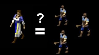How much is a villager worth in Age of Empires 2?
