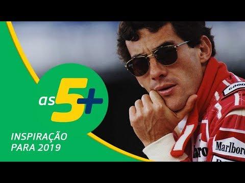 Senna Tv As 5 Frases Motivacionais De Ayrton Senna