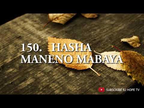 Download HASHA MANENO MABAYA