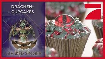 Drachen Cupcakes | The Masked Singer | ProSieben