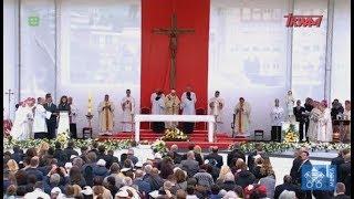 Wizyta Papieża Franciszka w Macedonii Północnej: Msza św. na Placu Macedońskim