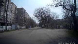 Город Мелитополь. Видеорегистратор Aspiring GT-11. Мелитополь, Видео Мелитополь.(, 2015-04-20T22:15:01.000Z)