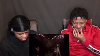 TWIN BROTHER HEARING Journey - Open Arms (Official Live) REACTION