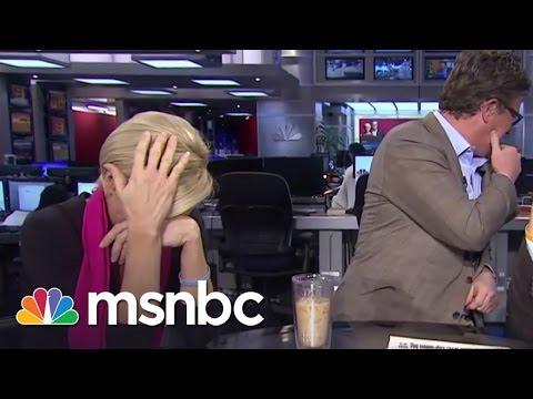 Mika Brzezinski Learns About 'Furries' | msnbc