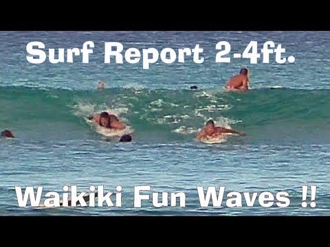 Waikiki Fun Waves