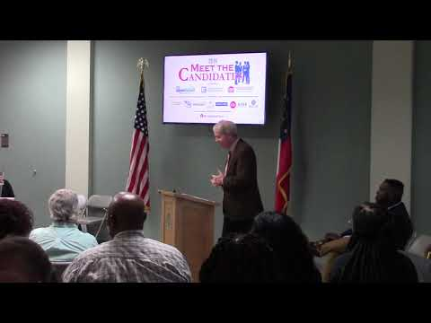 Scott James Mattheson - Valdosta Mayoral Candiate
