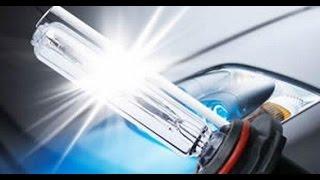 видео Меняем ксеноновые лампочки на ваз 2110