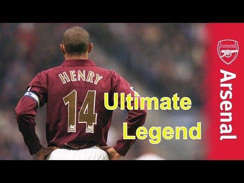 Thierry Henry UL - Ông Nội Thần Gió