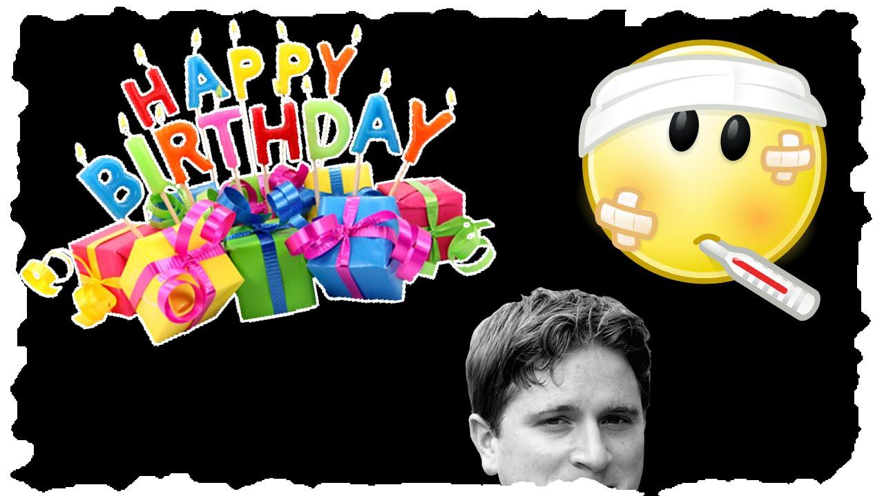 Geburtstag Am