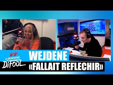 Youtube: Wejdene – Interview«Fallait réfléchir» #MorningDeDifool