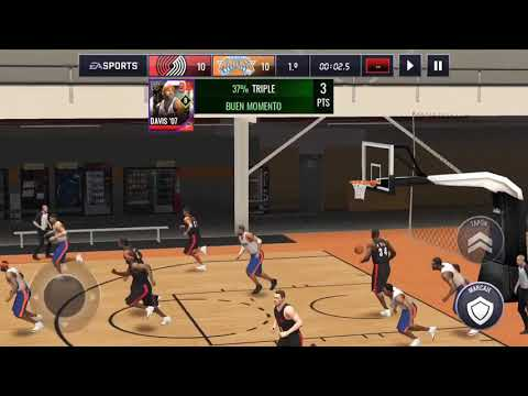 NBA LIVE Mobile Block And Best Plays