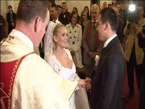 croatian wedding crucifix tradition