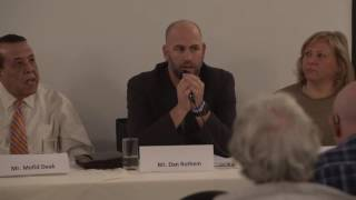 Mr. Dan Rothem, Senior Research Consultant, The S. Daniel Abraham Center for Middle East Peace