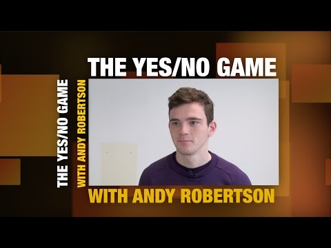 The Yes/No Game | Andy Robertson